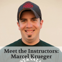 Meet the Instructors- Marcel Krueger