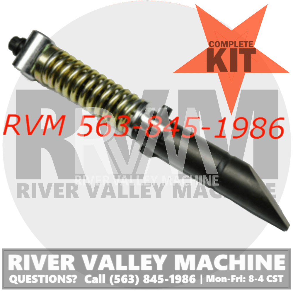 RVM® Quick-Attach Latch Pin Assembly (COMPLETE)   Case® / New Holland®