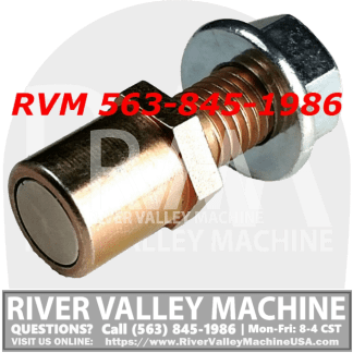 7109664 Door Latch Striker @ RVM, LLC | River Valley Machine