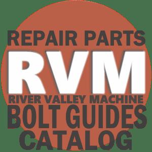 Bolt Guides @ RVM | River Valley Machine