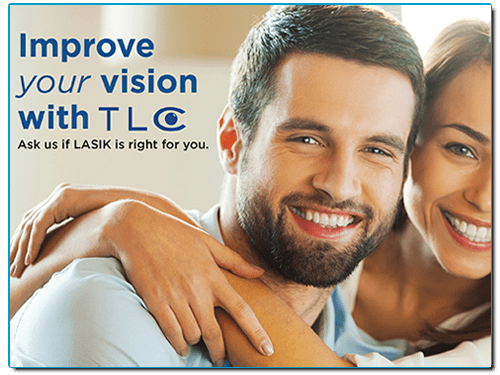 LASIK & Refractive Surgery Co-Management