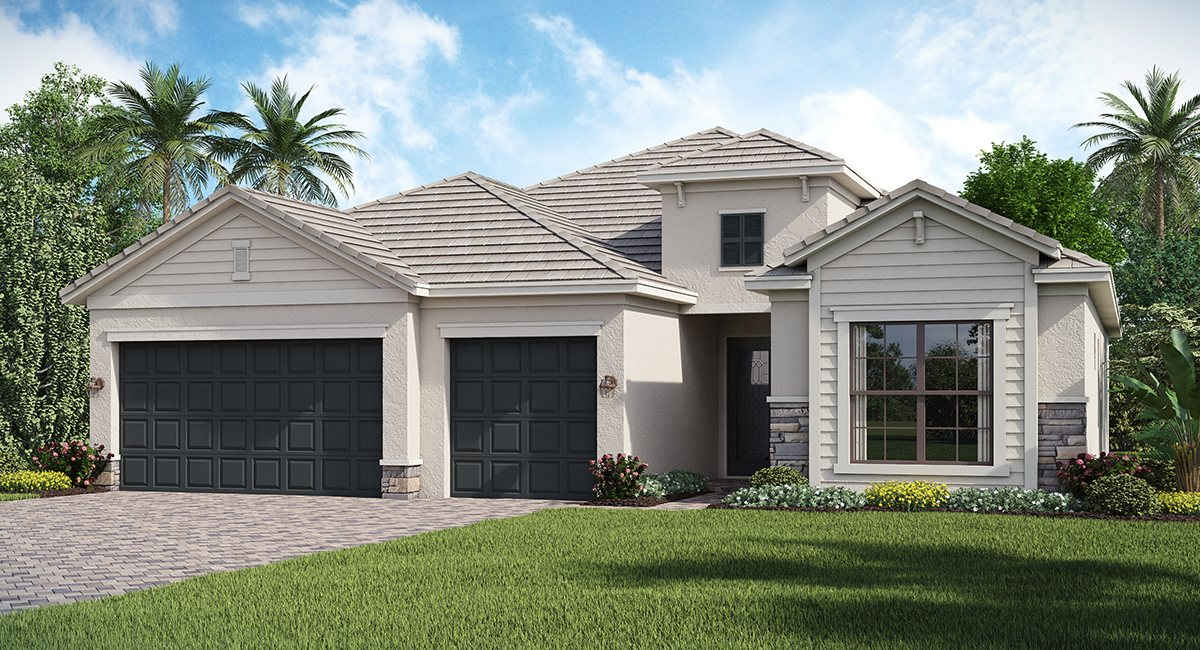 Lakewood Ranch New Construction Homes Communities