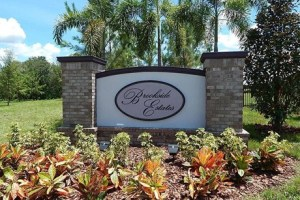 Brookside Estates Bradenton Florida New Homes Community