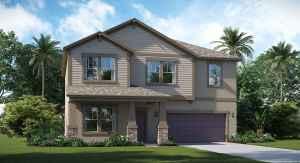 Ballentrae New Home Community Riverview Florida 33579
