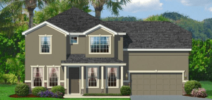 Carlton Lakes Riverview Florida New Homes Community