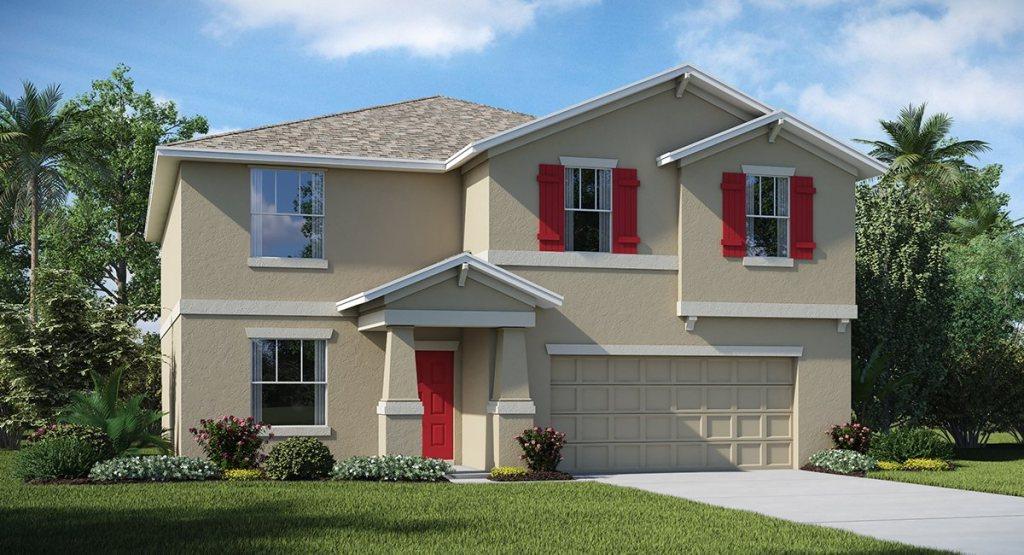 Twin Creek Riverview Florida New Homes Community