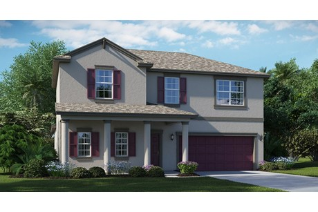 Shady Creek Riverview Florida New Homes Community