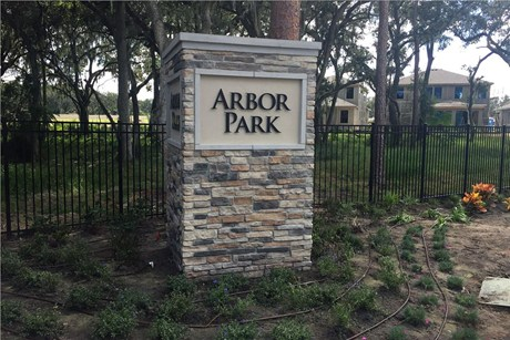 Arbor Park Subdivision Riverview Florida New Home Community