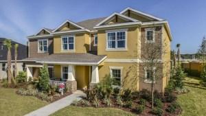 Taylor Morrison Homes Wesley Chapel Florida New Homes Communities