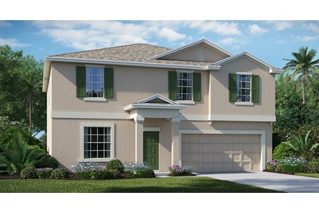 Cypres Creek Ruskin Florida New Homes Community