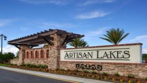 Esplanade at Artisan Lakes New Home Community Palmetto Florida