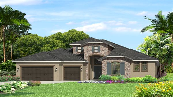 CalAtlantic Homes Wesley Chapel Florida New Homes Communities
