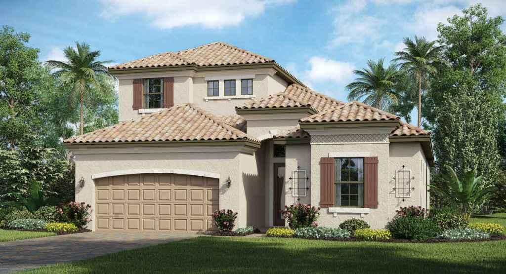 The Catalina Lennar Homes Bradenton & Lakewood Ranch Florida New Homes Communities