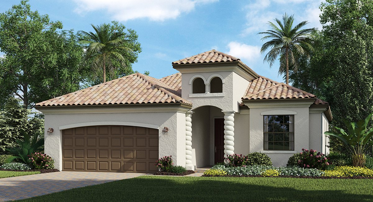 Lakewood Ranch Florida New Homes in Amenity-Enriched Communities