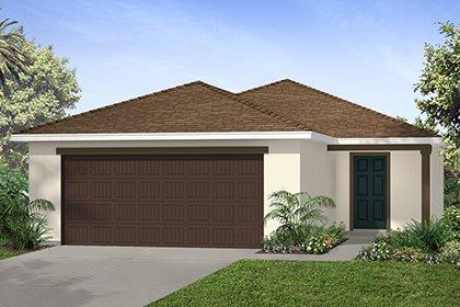 Medford Lakes Riverview Florida New Homes Community