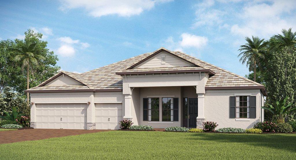 Polo Run New Home Community - Lakewood Ranch Florida