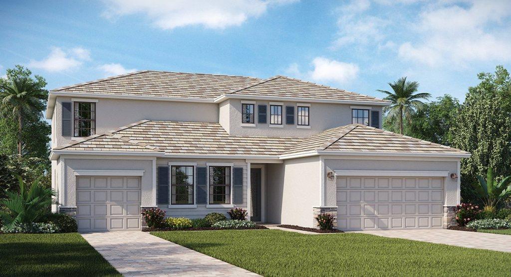 POLO RUN Lakewood Ranch Florida New Solar Homes Community