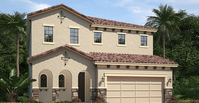 DR Horton Homes Sarasota Florida New Homes Community