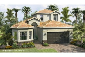 The Ridge at Wiregrass in Wesley Chapel Florida New Homes Community