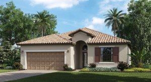 The Capri  Lennar Homes Bradenton & Lakewood Ranch Florida New Homes Communities