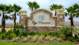 Rye Wilderness Bradenton Florida New Homes Community