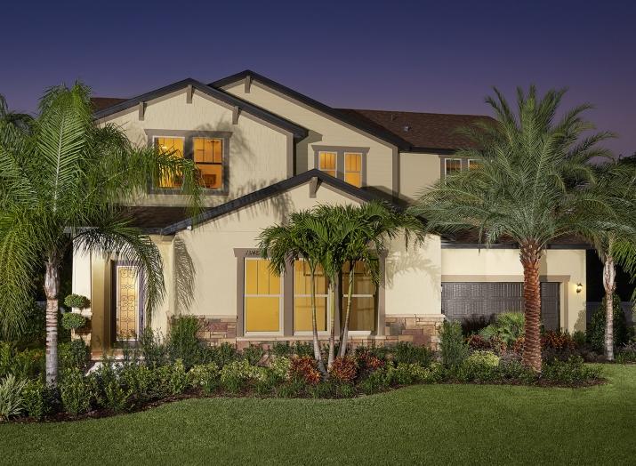 Meritage New Homes Bradenton Florida New Homes Communities