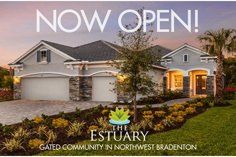 THE ESTUARY Bradenton Florida New Homes Community