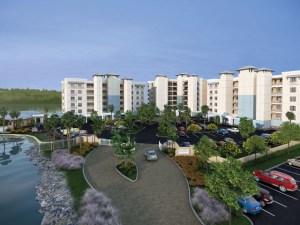 Waterfront On Main Streeet Lakewood Ranch Florida New Condominiums Community