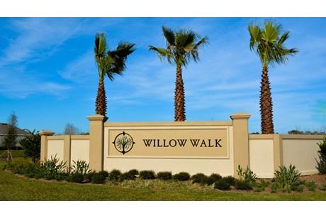 Willow Walk Subdivision Palmetto Florida New Home Community