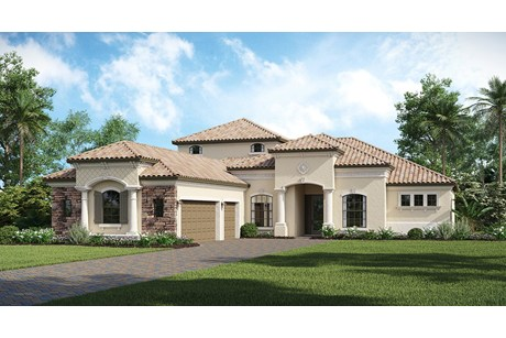 New Homes on Lakewood Ranch!