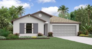 Twin Creeks: The Hartford Lennar Homes Riverview Florida New Homes Community