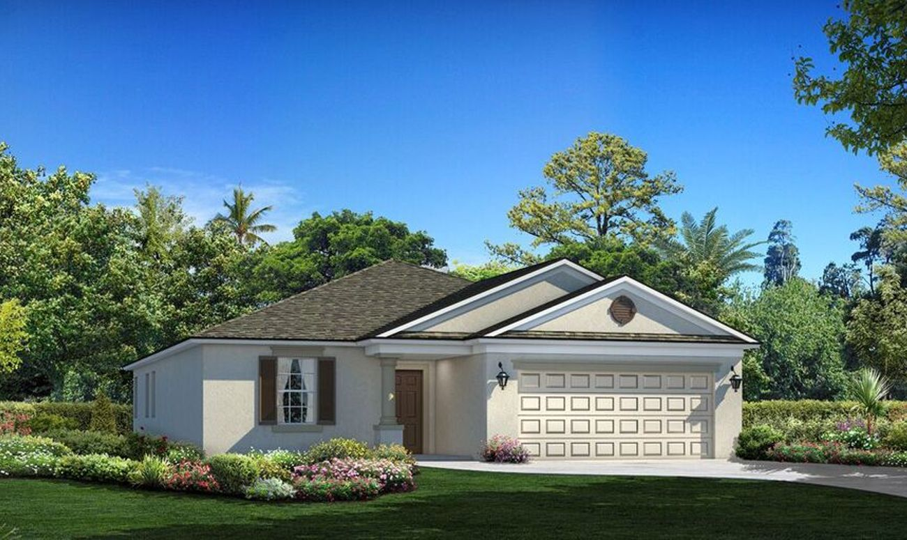 Crystal Lagoon Southshore Bay in Wimauma Florida New Homes Community