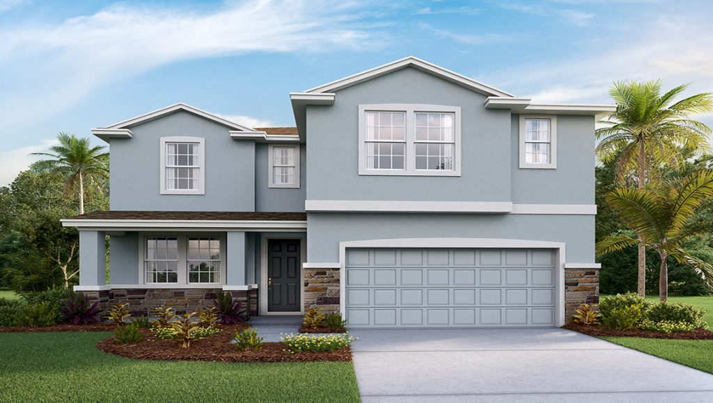Crystal Lagoons Wimauma Florida New Homes Community