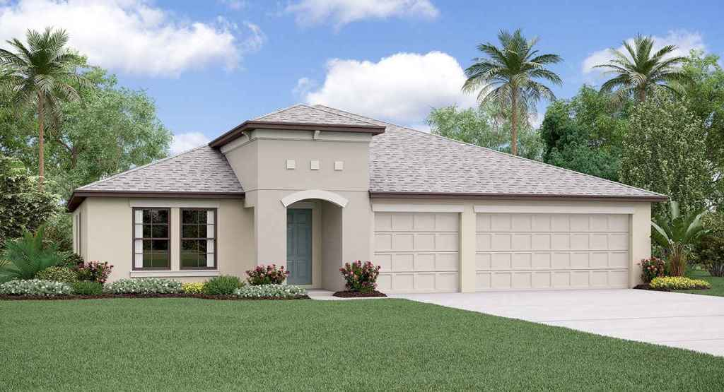 South Fork Lakes: The Lincoln Lennar Homes Riverview Florida New Homes Community