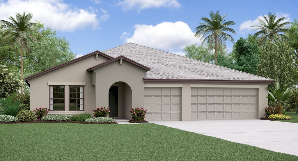South Fork Lakes: The Phoenix Lennar Homes Riverview Florida New Homes Community