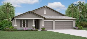 The Santa Fe  Model By Lennar Homes | New Homes for Sale | Riverview Florida