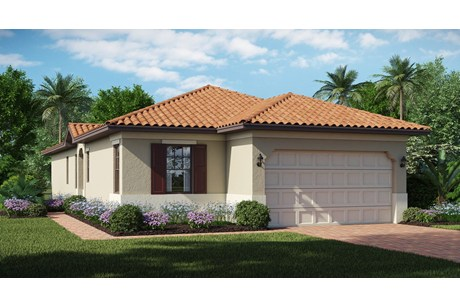 The Links at Rosedale Golf & Country Club New Home Community Bradenton Florida
