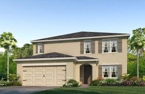 Carriage Pointe New Home Community  Gibsonton Florida