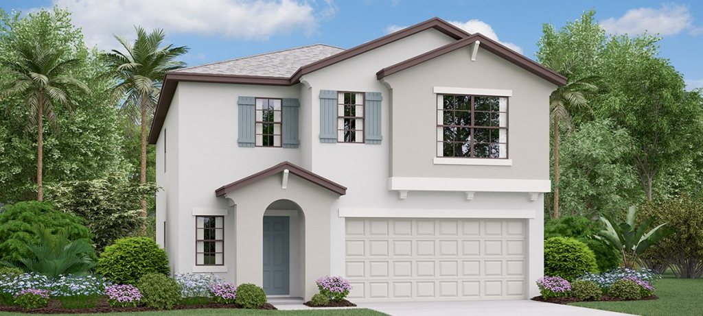 STONERIDGE AT AYERSWORTH​ ​Wimauma Florida New Homes Community