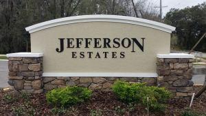Jefferson Estates New Home Community Thonotosassa Florida