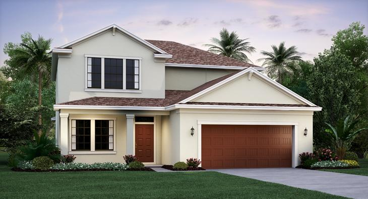 New Home Communities Land O Lakes Florida
