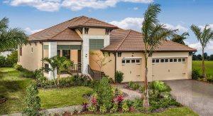 The Captiva  Model Lennar/WCI Homes Tampa Florida Real Estate | Ruskin Florida Realtor | Palmetto New Homes for Sale | Wesley Chapel Florida