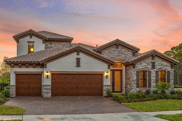 New Home Communities Lithia Florida