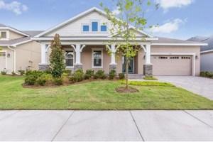 New Home Communities Land O Lakes Florida