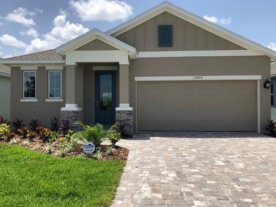 New Homes Communities Lithia Florida