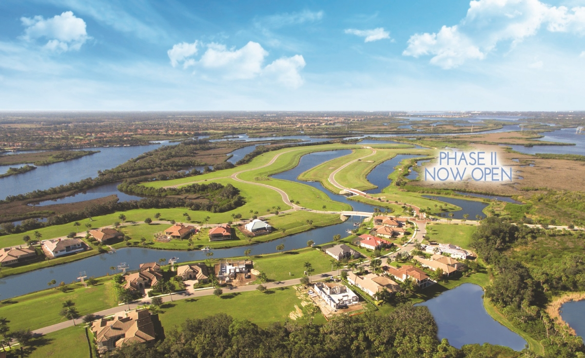 Island On The Manatee River New Home Community Parrish Florida