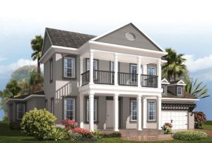 Cardel Homes Wilshire II Model Home MiraBay Apollo Beach Florida Real Estate   Apollo Beach Realtor   New Homes for Sale   Apollo Beach Florida