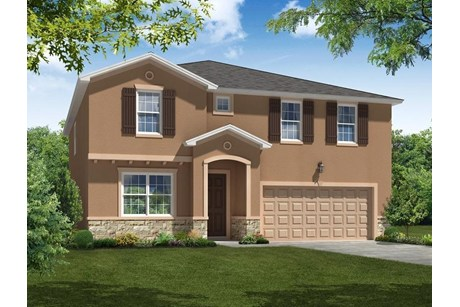 William Ryan Homes New Home Community Tampa Florida