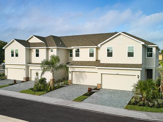 Bearss Landing New Town Home Community Tampa Florida