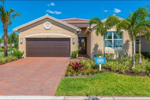 The Catalina Model Home | The Vintage Collection at Valencia del Sol in Tampa, Florida